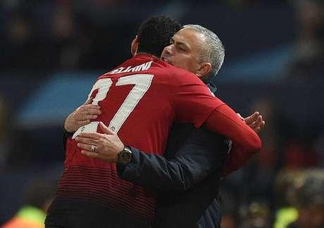 Meio-campista foi fundamental para a vitória com o gol no fim (Foto: AFP)
