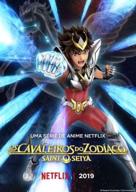 """Netflix lançará novo """"Cavaleiros do Zodíaco"""""""