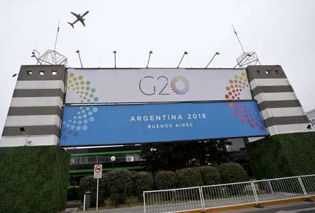 G20 será realizado nos dias 30 de novembro e 1º de dezembro.