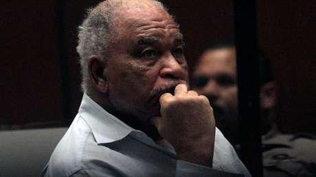 Samuel Little está encarcerado em uma prisão do Texas, onde relatou ter cometido quase 90 assassinatos