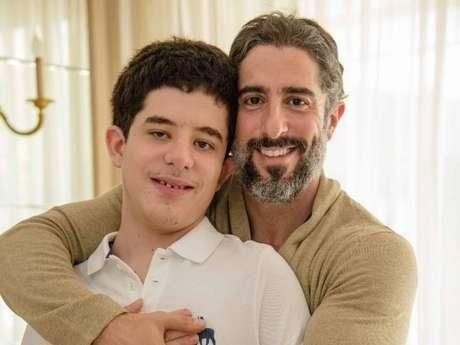 Romeo, filho mais velho de Marcos Mion, foi diagnosticado com Transtorno do Espectro Autista (TEA)