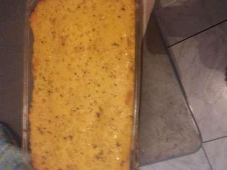 Arroz de forno cremoso