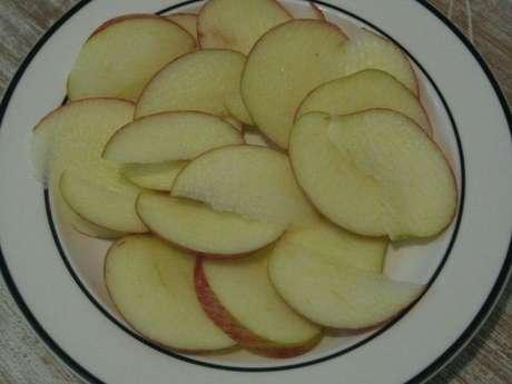 Delícia de maçã