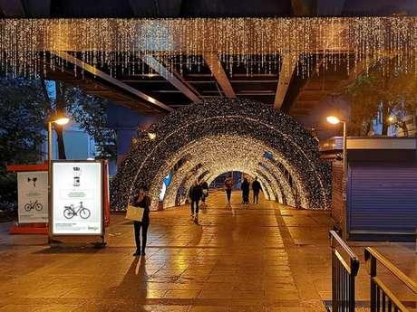 Gênova abrirá túnel de luz mais longo da Europa