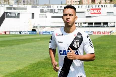 Igor será emprestado ao São Paulo até dezembro de 2019 - FOTO: Divulgação V2MM