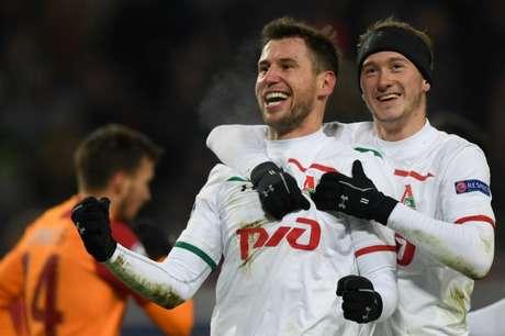 Russos surpreendem e vencem Galatasaray (Foto: AFP)
