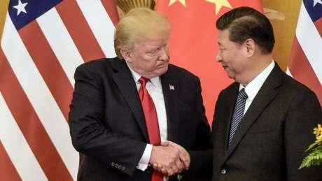 O tema mais urgente na mesa de discussão do G20 é a guerra comercial entre Estados Unidos e China