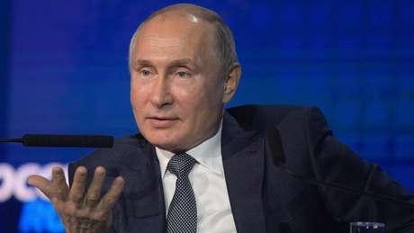 Reunião entre Trump e Putin corre risco de ser cancelada devido ao agravamento da crise entre Rússia e Ucrânia