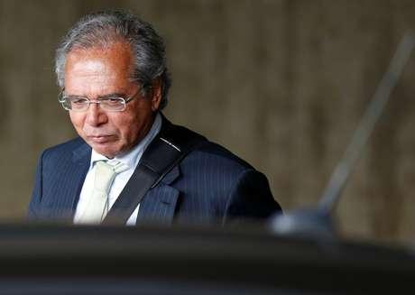 Guedes, em Brasília 27/11/2018 REUTERS/Adriano Machado