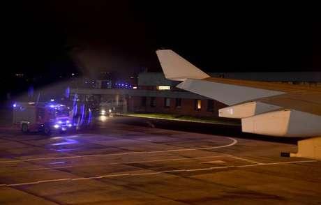 Avião de Merkel com destino ao G20 faz pouso de emergência