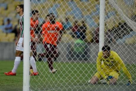 Partida entre as equipes de Fluminense x Atlético