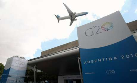 O G-20 reúne os principais países industrializados do mundo.