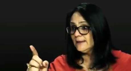 A pastora e advogada Dalmares Alves, que recebeu convite de Bolsonaro para chefiar o futuro Ministério dosDireitos Humanos, Família e Mulheres