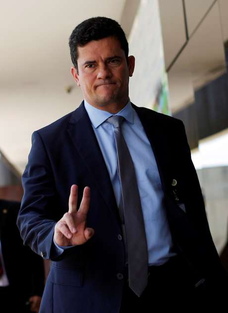 Sérgio Moro em Brasília  28/11/2018   REUTERS/Adriano Machado