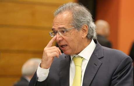 O futuro ministro da Economia, Paulo Guedes