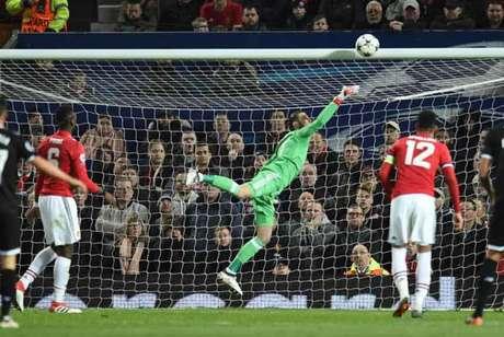 De Gea é um dos melhores goleiros da atualidade (Foto: Oli Scarff / AFP)