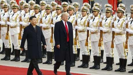 Líderes da China e dos EUA têm encontro marcado para este sábado em Buenos Aires,, em meio à cúpula do G20