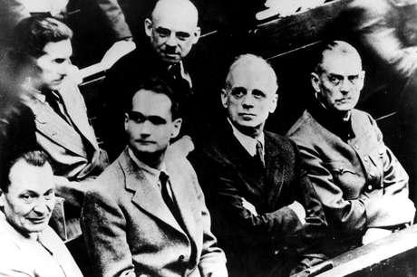 Maioria dos nazistas julgados no Tribunal de Nuremberg afirmava estar apenas 'cumprindo ordens'
