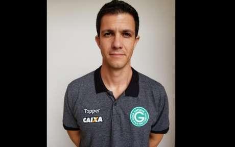 Mauricio Barbieri assinou com o Goiás até o final da temporada 2019 (Divulgação/Goiás)