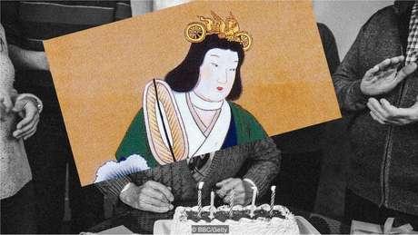 Primeira imperatriz do Japão, Suiko, reinou no século 6 e morreu aos 74 anos