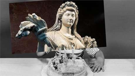 Imperatriz romana Lívia, esposa de Augusto, viveu até os 86 ou 87 anos