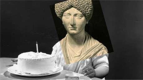 Imperatriz romana Domícia Longina morreu em 130 aos 77 anos