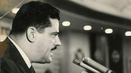 Aluísio Palhano Pedreira Ferreira, em foto sem data nem autor conhecidos