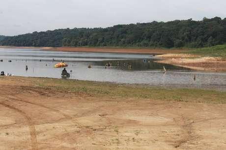 Os 'grileiros' chegaram a lançar um loteamento clandestino de 90 mil m2 em área de proteção ambiental