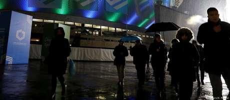 Local da 24ª reunião das Conferências das Partes (COP 24) na cidade de Katowice, na Polônia