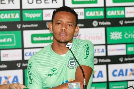 Ernanes fez um jogo pelo Ceará e 31 pelo Goiás (FOTO: Divulgação)