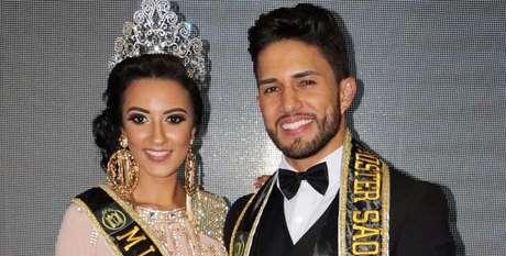 Mariana e Daniel terão poucos dias de preparação para o concurso nacional