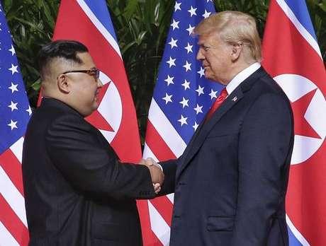 Líderes se encontraram em 12 de junho.