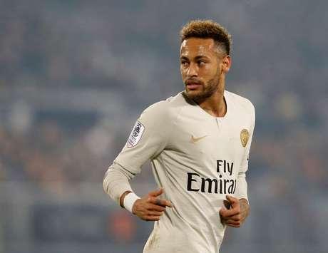Neymar foi o 12º da Bola de Ouro