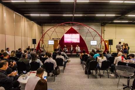 Evento teve mais de 150 palestrantes e seis palcos com conteúdos simultâneos