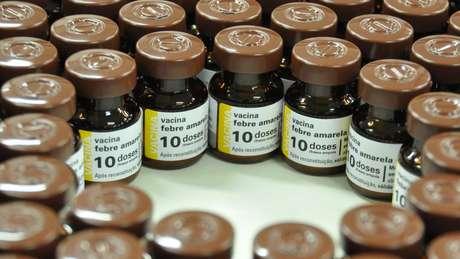 Ministério informa que, apesar da disponibilidade de vacinas contra a febre amarela, procura por imunização é baixa | Foto: Rodrigo Pereira/Ascom-Bio Manguinhos - Fiocruz