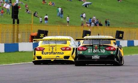 Serra x Fraga: Veja as posições de chegada dos pilotos para garantirem o título da Stock Car