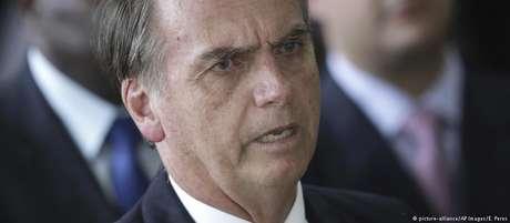 Bolsonaro se reuniu com as bancadas do MDB e PRB