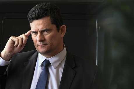 08c29c930 O ex-juiz federal Sérgio Moro, futuro Ministro da Justiça do governo de Jair