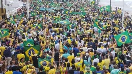 Segmentos comerciais dizem acreditar que posse de Bolsonaro superará em público as duas posses de Dilma e a de Lula em 2007; a incerteza surge quando a comparação é com a posse de Lula em 2003| Reprodução/Instagram