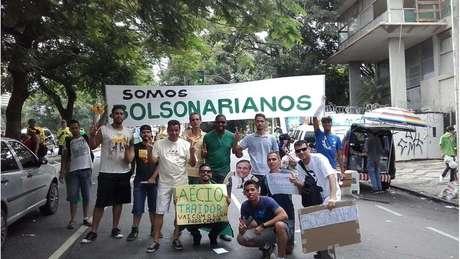 Grupo de Minas Gerais vai acampar em um parque na capital