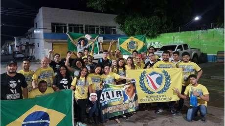 Grupo no Amazonas comprou passagens aéreas para ir a Brasília