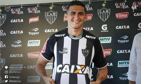 Danilo Barcelo, pode trocar o Atlético-MG pelo Vasco