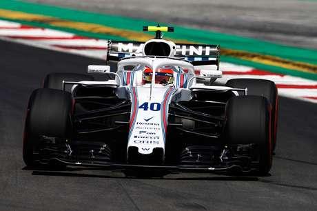 Atuar como reserva ajudou Kubica a ser piloto titular na Williams