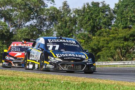 Valdeno Brito se despede da Eisenbahn Racing Team em Interlagos