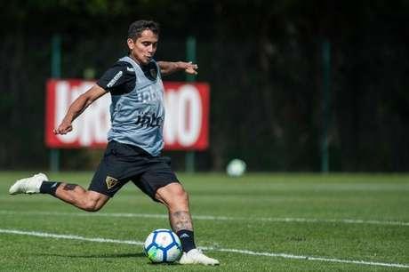 Everton Felipe chegou ao São Paulo em agosto deste ano (Foto: Maurício Rummens/Fotoarena/Lancepress!)