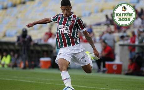 Matheus Mascarenhas retorna ao Fluminense após empréstimo (Foto: Nelson Perez/FFC)