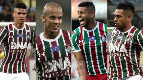 Quem deve deixar o Fluminense? (Foto: Divulgação /FFC)