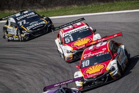 Shell V-Power encerra participação na temporada buscando top 3 entre as equipes e os pilotos