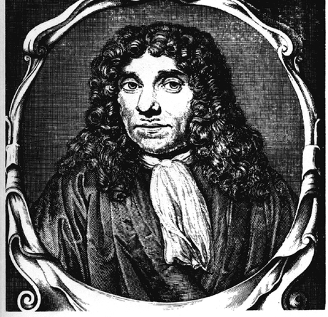 Leuwenhoek (1632-1723), o descobridor das bactérias