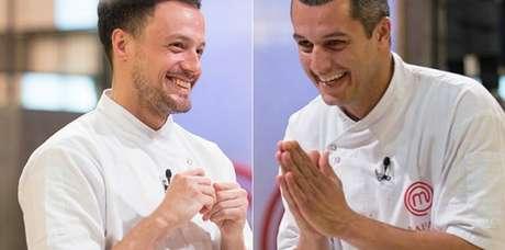 Willian e Rafael trocaram provocações em vários episódios da competição gastronômica com formato da produtora Endemol Shine Brasil